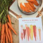 wortelen koekjes boekje JZ