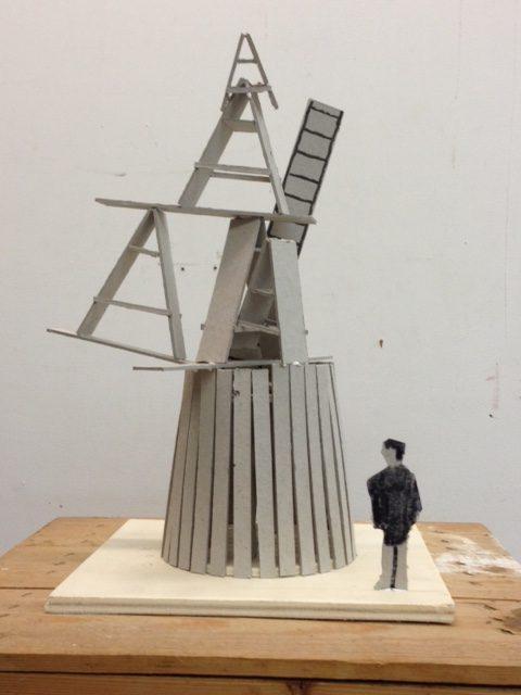 Maquette Bert Neelen EBDPDH