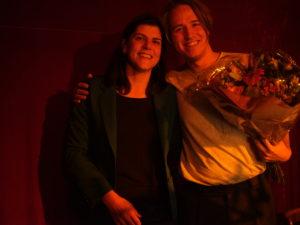 Nick Kolder en Brigitte van den Berg