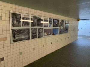nieuwe expositie stationstunnel 2